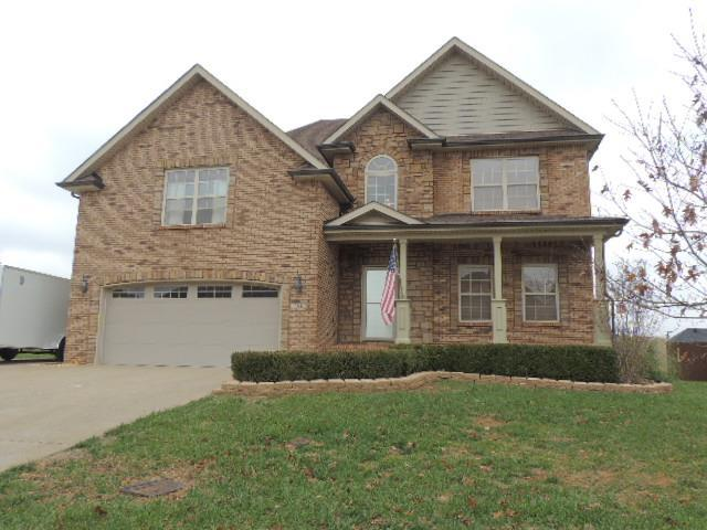 125 Covey Rise Cir, Clarksville, TN 37043 (MLS #1994852) :: John Jones Real Estate LLC