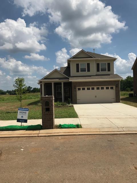 3134 Rift Lane Lot 40, Murfreesboro, TN 37130 (MLS #1996493) :: Armstrong Real Estate