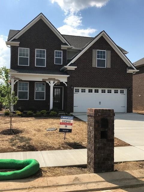 3126 Rift Lane Lot 38, Murfreesboro, TN 37130 (MLS #1996494) :: Exit Realty Music City