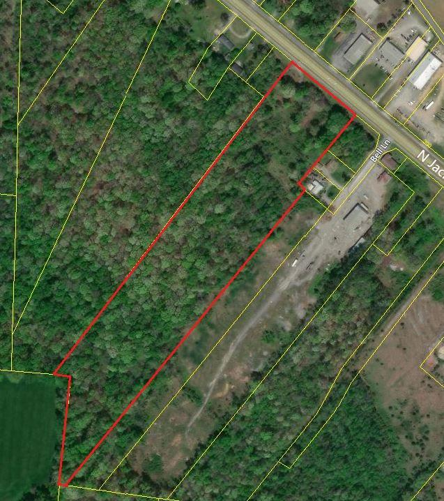 0 Jackson St. N.,18.26 Acres, Tullahoma, TN 37388 (MLS #1998394) :: Fridrich & Clark Realty, LLC