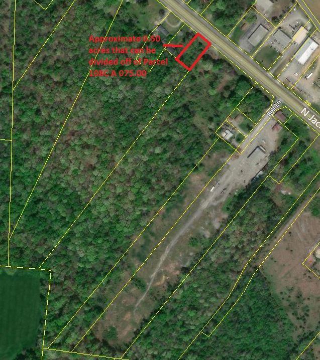 0 Jackson St. N.,0.50 Acres, Tullahoma, TN 37388 (MLS #1998398) :: Fridrich & Clark Realty, LLC