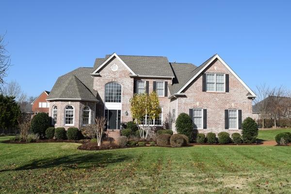 1124 Haverhill Dr, Brentwood, TN 37027 (MLS #1999605) :: John Jones Real Estate LLC
