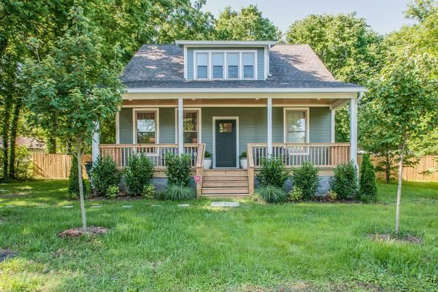 2107 Jones Cir, Nashville, TN 37207 (MLS #2001449) :: RE/MAX Choice Properties