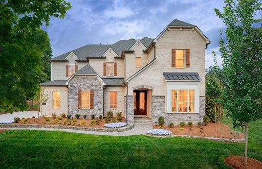 2008 Ivy Crest Drive-Lot 154, Brentwood, TN 37027 (MLS #2003601) :: The Milam Group at Fridrich & Clark Realty