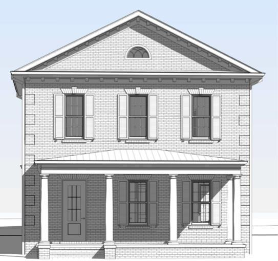 208 Meriwether Blvd- Lot 121, Nashville, TN 37221 (MLS #2004136) :: John Jones Real Estate LLC