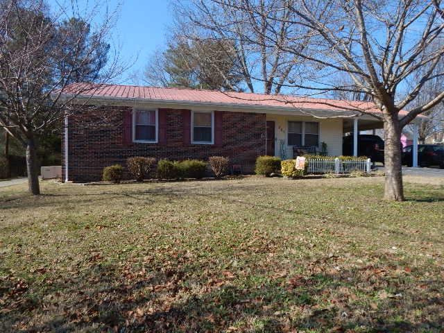 227 Willow Run, McMinnville, TN 37110 (MLS #2007008) :: RE/MAX Choice Properties