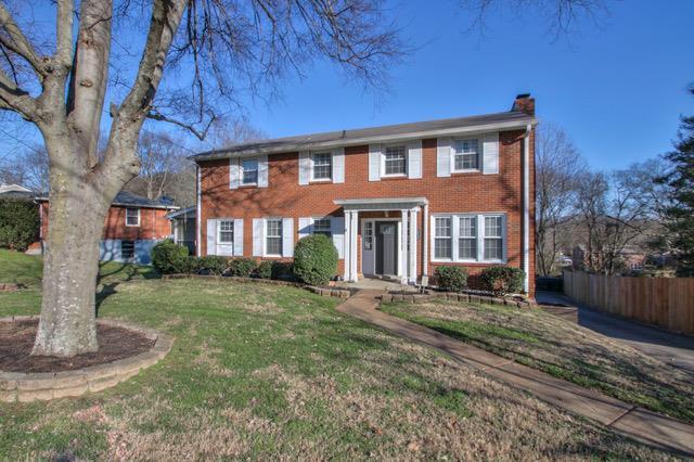 4812 Shadescrest Dr, Nashville, TN 37211 (MLS #2007135) :: DeSelms Real Estate