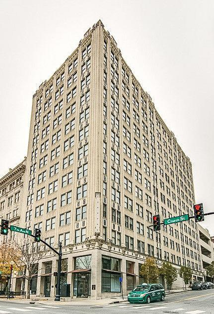 700 Church St Apt 606, Nashville, TN 37203 (MLS #2011083) :: John Jones Real Estate LLC