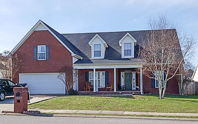 1448 Colyn Ave, Murfreesboro, TN 37128 (MLS #2011461) :: The Helton Real Estate Group