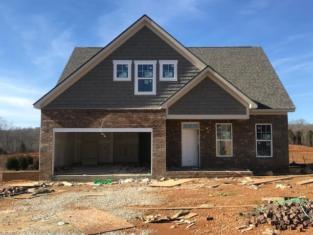 402 Barbaro Court Lot 155, Burns, TN 37029 (MLS #RTC2011503) :: FYKES Realty Group