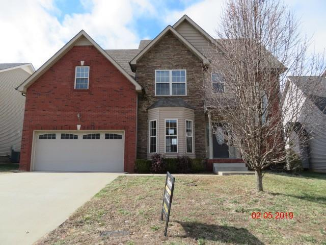 1217 Chinook Cir, Clarksville, TN 37042 (MLS #2012988) :: Valerie Hunter-Kelly & the Air Assault Team