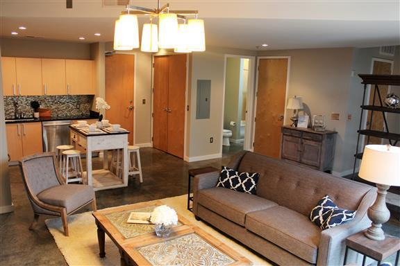 600 12Th Ave S Apt 804, Nashville, TN 37203 (MLS #2013305) :: The Kelton Group