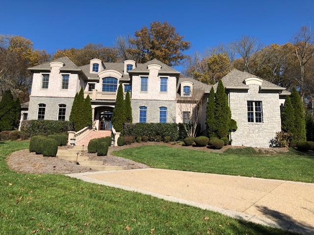 1003 Blakefield Dr, Brentwood, TN 37027 (MLS #2015812) :: Exit Realty Music City