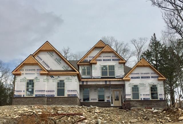 910 Los Lomas Lot #72, Nolensville, TN 37135 (MLS #RTC2016866) :: Village Real Estate