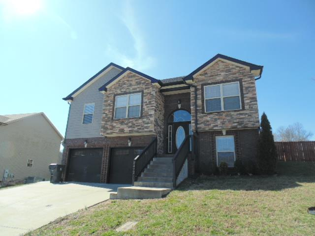 3472 Cayuse Way, Clarksville, TN 37042 (MLS #2017462) :: RE/MAX Choice Properties