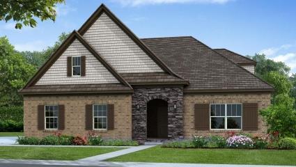 140 Madison Mill Drive. Lot 25, Nolensville, TN 37135 (MLS #2018166) :: John Jones Real Estate LLC