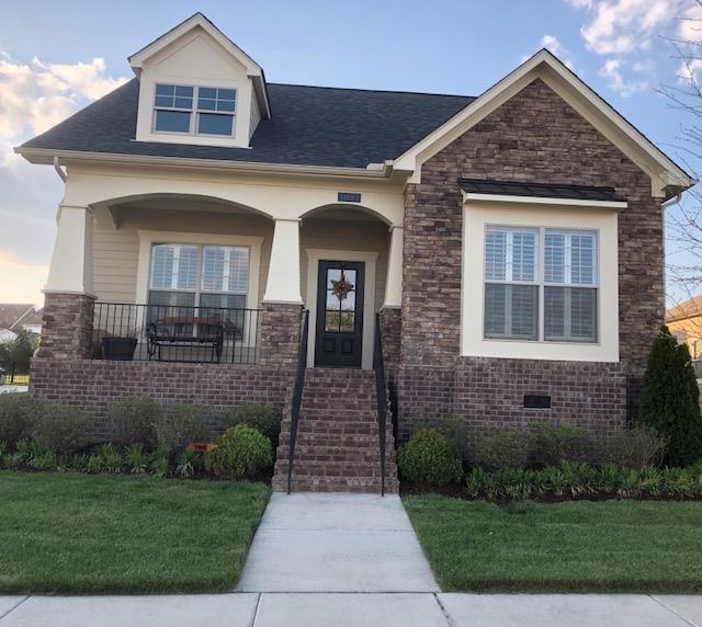 1007 Nolencrest Way, Franklin, TN 37067 (MLS #2019861) :: Ashley Claire Real Estate - Benchmark Realty