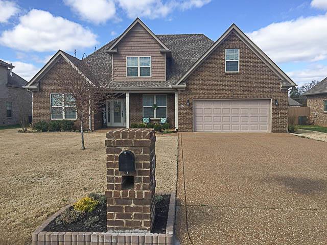 1242 Rimrock Rd, Smyrna, TN 37167 (MLS #2020715) :: The Matt Ward Group