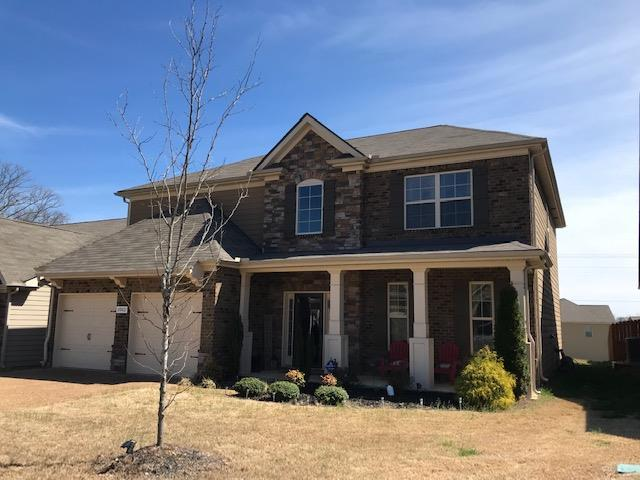 3002 Alan Dr, Spring Hill, TN 37174 (MLS #2021029) :: The Matt Ward Group
