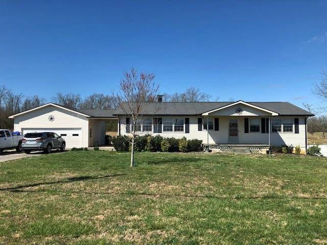 554 Airport Lake Rd, McMinnville, TN 37110 (MLS #2021641) :: FYKES Realty Group