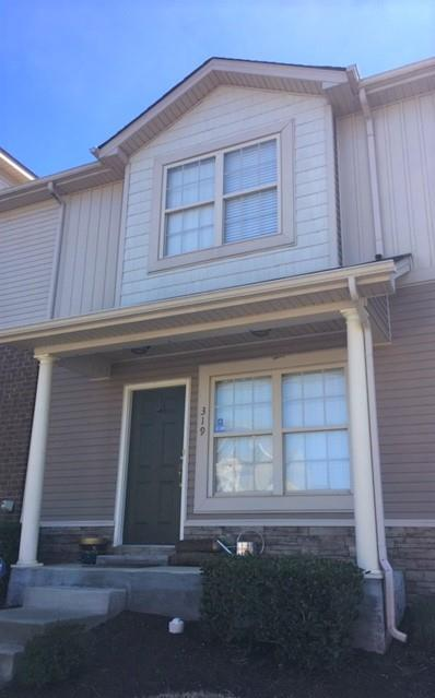 735 Tulip Grove Rd Apt 319, Hermitage, TN 37076 (MLS #2021717) :: RE/MAX Choice Properties
