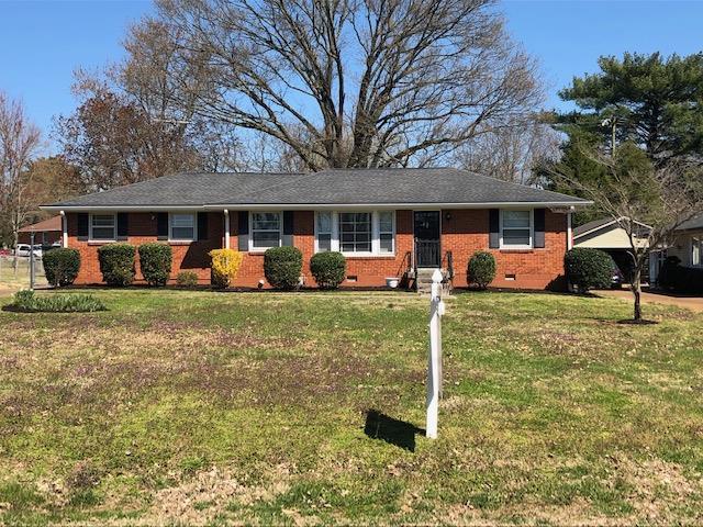 205 Donelson Hills Dr, Nashville, TN 37214 (MLS #2022881) :: Stormberg Real Estate Group