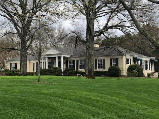 612 Belle Meade Blvd, Nashville, TN 37205 (MLS #RTC2022935) :: Team Wilson Real Estate Partners