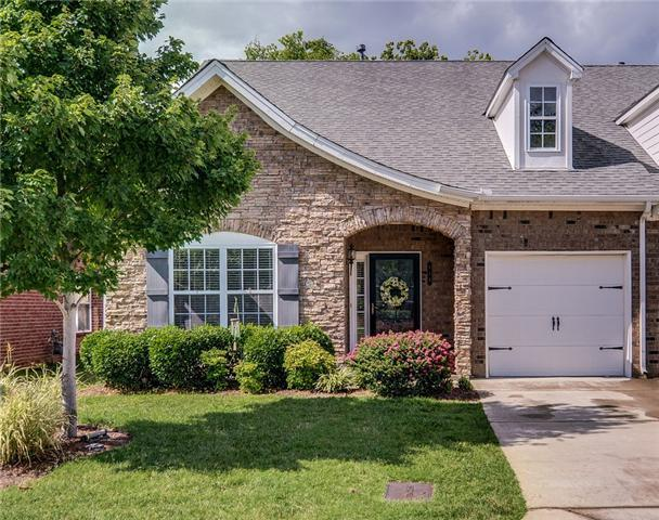 814 Barrington Place Drive, Brentwood, TN 37027 (MLS #2026668) :: The Kelton Group