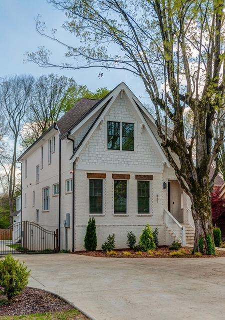 851 Clayton Ave, Nashville, TN 37204 (MLS #RTC2029095) :: The Kelton Group