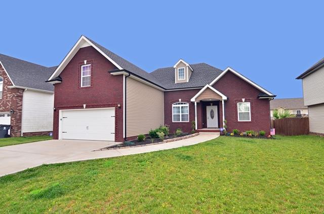 3714 Tradewinds Ter, Clarksville, TN 37040 (MLS #2030484) :: CityLiving Group