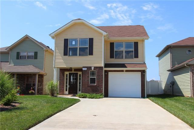 3798 Harvest Rdg, Clarksville, TN 37040 (MLS #RTC2032155) :: REMAX Elite