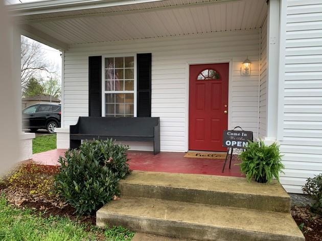 436 E Burton Street, Murfreesboro, TN 37130 (MLS #2038483) :: Village Real Estate