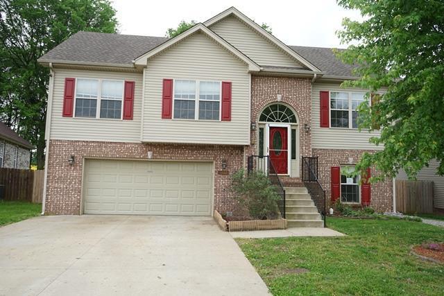 1402 Bruceton Dr, Clarksville, TN 37042 (MLS #2039033) :: Hannah Price Team