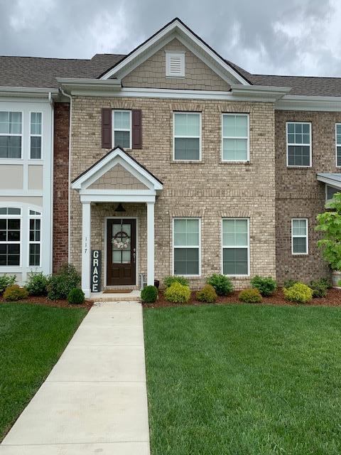 117 Mary Ann Cir, Spring Hill, TN 37174 (MLS #2039722) :: John Jones Real Estate LLC