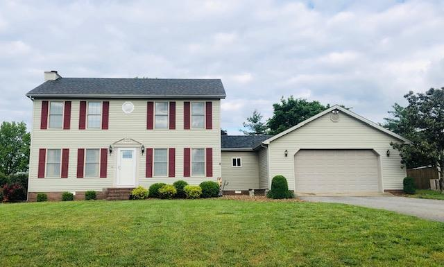 1404 Oak Tree Ct, Hopkinsville, KY 42240 (MLS #2041364) :: The Group Campbell powered by Five Doors Network