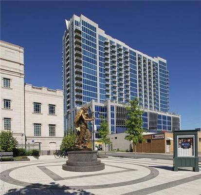 301 Demonbreun St Unit 1012, Nashville, TN 37201 (MLS #2041791) :: Clarksville Real Estate Inc