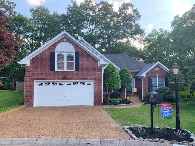 120 Windwood Circle, Nashville, TN 37214 (MLS #2042135) :: FYKES Realty Group