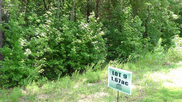 9 Nature Ridge Rd, Tullahoma, TN 37388 (MLS #RTC1451077) :: Nashville on the Move