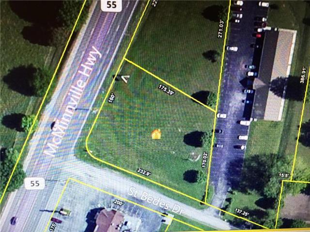 0 Mcminnville Hwy, Manchester, TN 37355 (MLS #RTC1623156) :: REMAX Elite