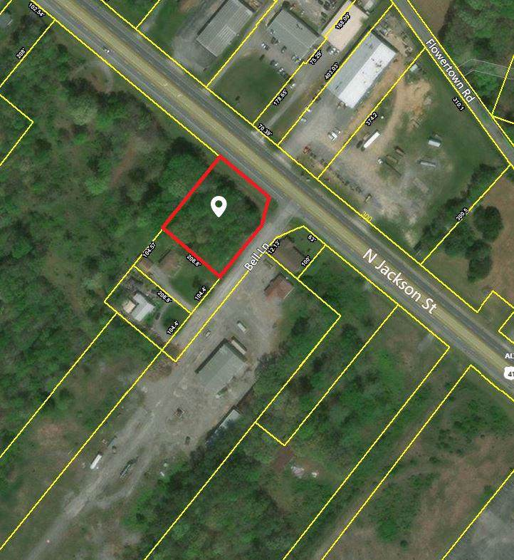 0 Jackson N. St.,0.93 Acre - Photo 1