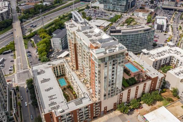 600 12th Ave S # 404 #404, Nashville, TN 37203 (MLS #RTC2016476) :: Team Wilson Real Estate Partners