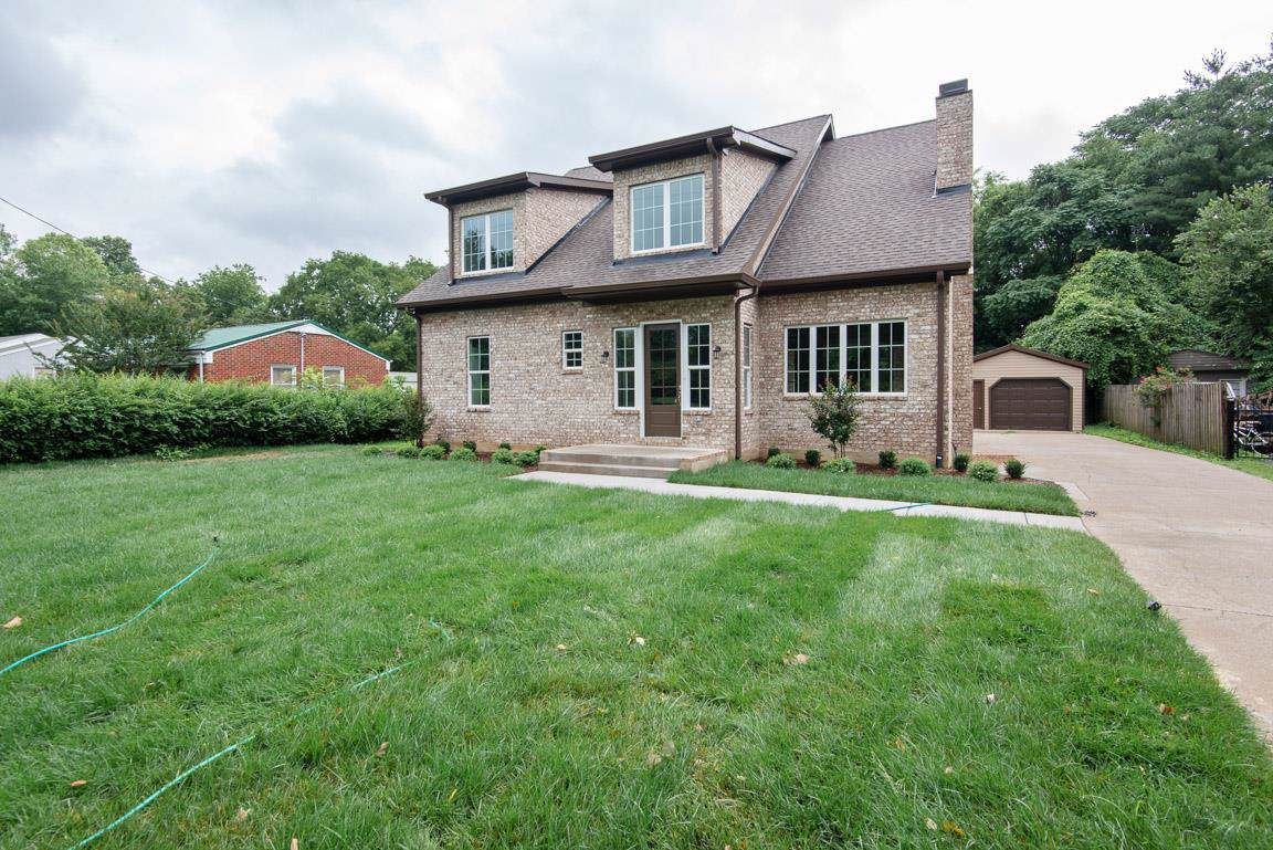 1511 Sunset Dr, Franklin, TN 37064 (MLS #RTC2017201) :: RE/MAX Choice Properties