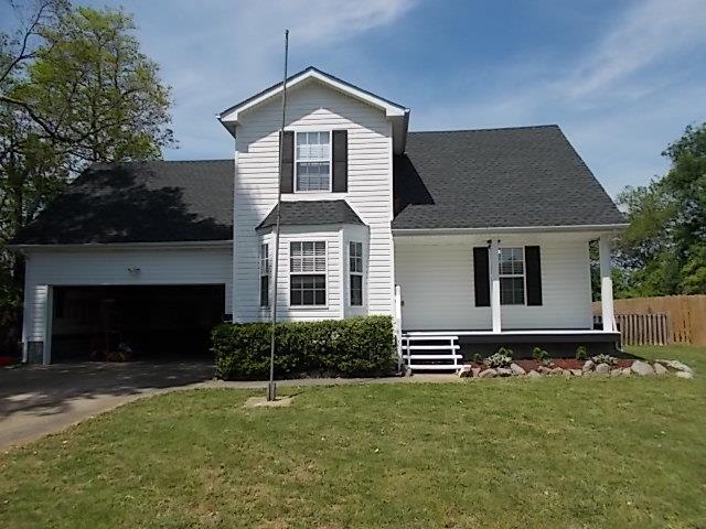 3376 Pennridge Rd, Clarksville, TN 37042 (MLS #RTC2030880) :: Hannah Price Team
