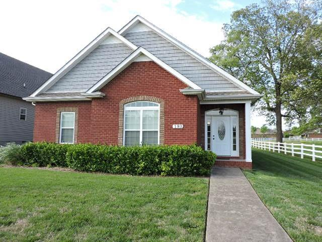 193 Whitman Aly, Clarksville, TN 37043 (MLS #RTC2034559) :: Team Wilson Real Estate Partners