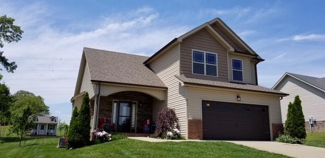 317 Ivy Bend Cir, Clarksville, TN 37043 (MLS #RTC2039087) :: John Jones Real Estate LLC