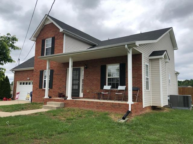1333 Sunfield Dr, Clarksville, TN 37042 (MLS #RTC2041100) :: RE/MAX Choice Properties