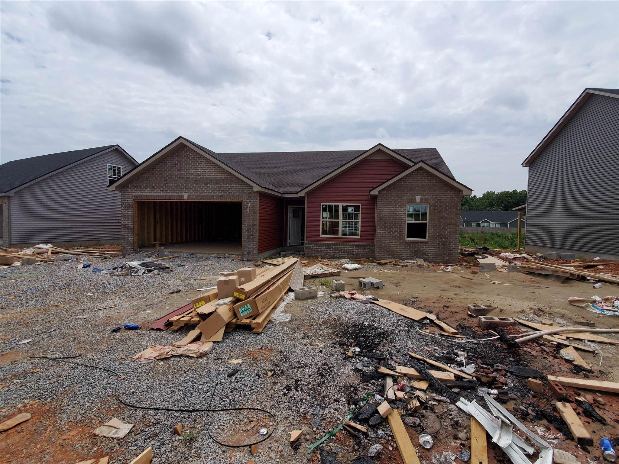 104 Rose Edd Estates, Oak Grove, KY 42262 (MLS #RTC2042137) :: Nashville on the Move