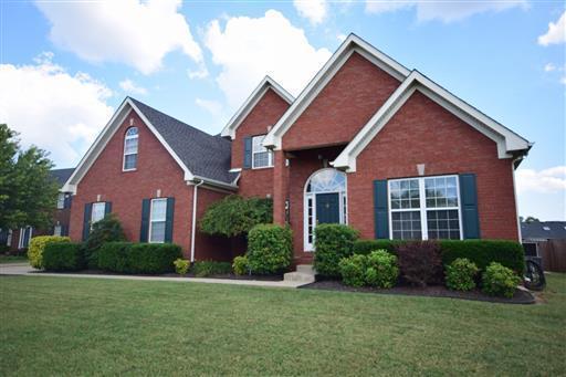 2542 Patricia Cir, Murfreesboro, TN 37128 (MLS #RTC2042247) :: Village Real Estate