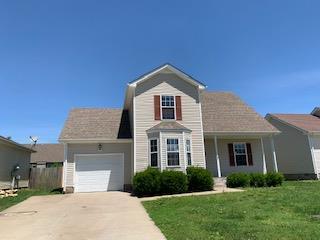 523 Fox Trot Dr, Clarksville, TN 37042 (MLS #RTC2042629) :: Village Real Estate