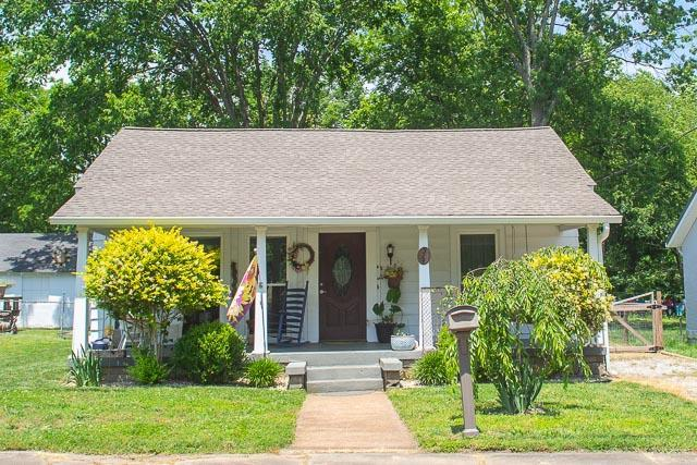 514 Wall St, Mount Pleasant, TN 38474 (MLS #RTC2045496) :: Village Real Estate